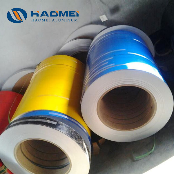Color coated aluminium strips | Prepainted aluminum strip supplier